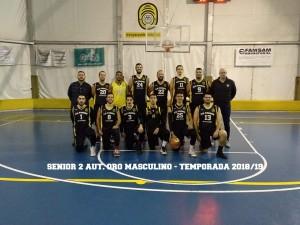 2ªAut Masc Serie Oro -Temp 18-19