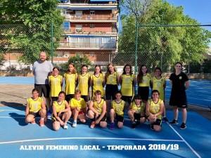 Alevin Fem Local - Temp 18-19