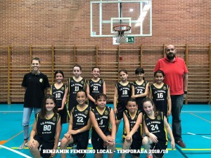 Bejamin Fem Local - Temp18-19