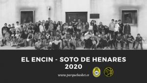 El Encin - Soto de Henares 2020